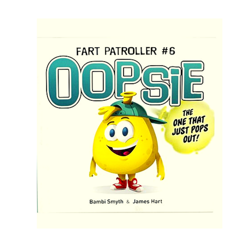 Fart Patroller Book Gift Set