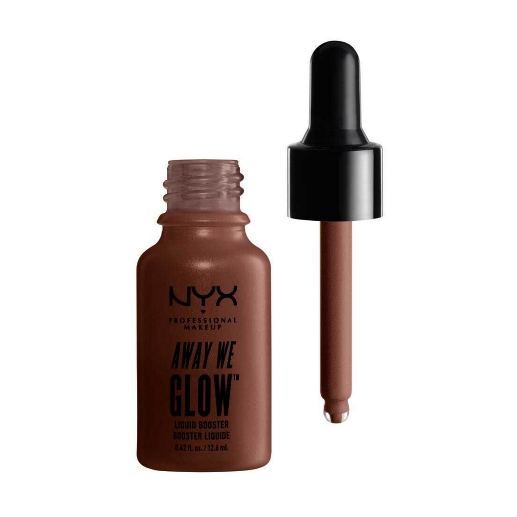 NYX Away We Glow Liquid Booster 04 Untamed