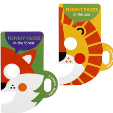 Mask Books - Zoo & Forest Gift Set
