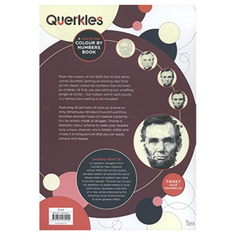 Querkies Colour By Number Book