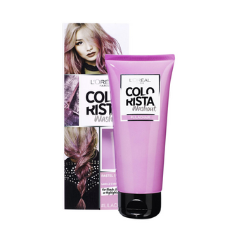 Loreal Colorista Washout Hair Colour Pastel 1 Week # Lilachair 80ml