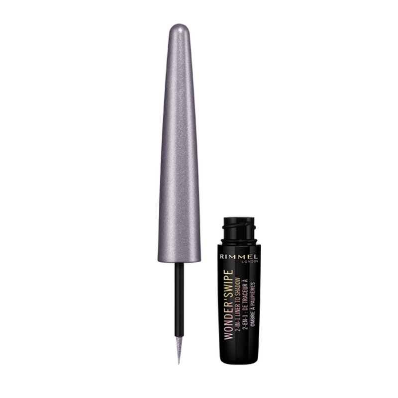 Rimmel London Wonder Swipe 2-in-1 Eyeliner & Eye Shadow 001 Slay 1.7ml