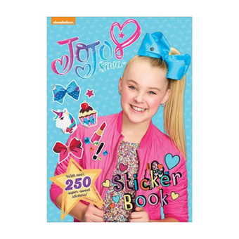 Jojo Siwa Sticker Book