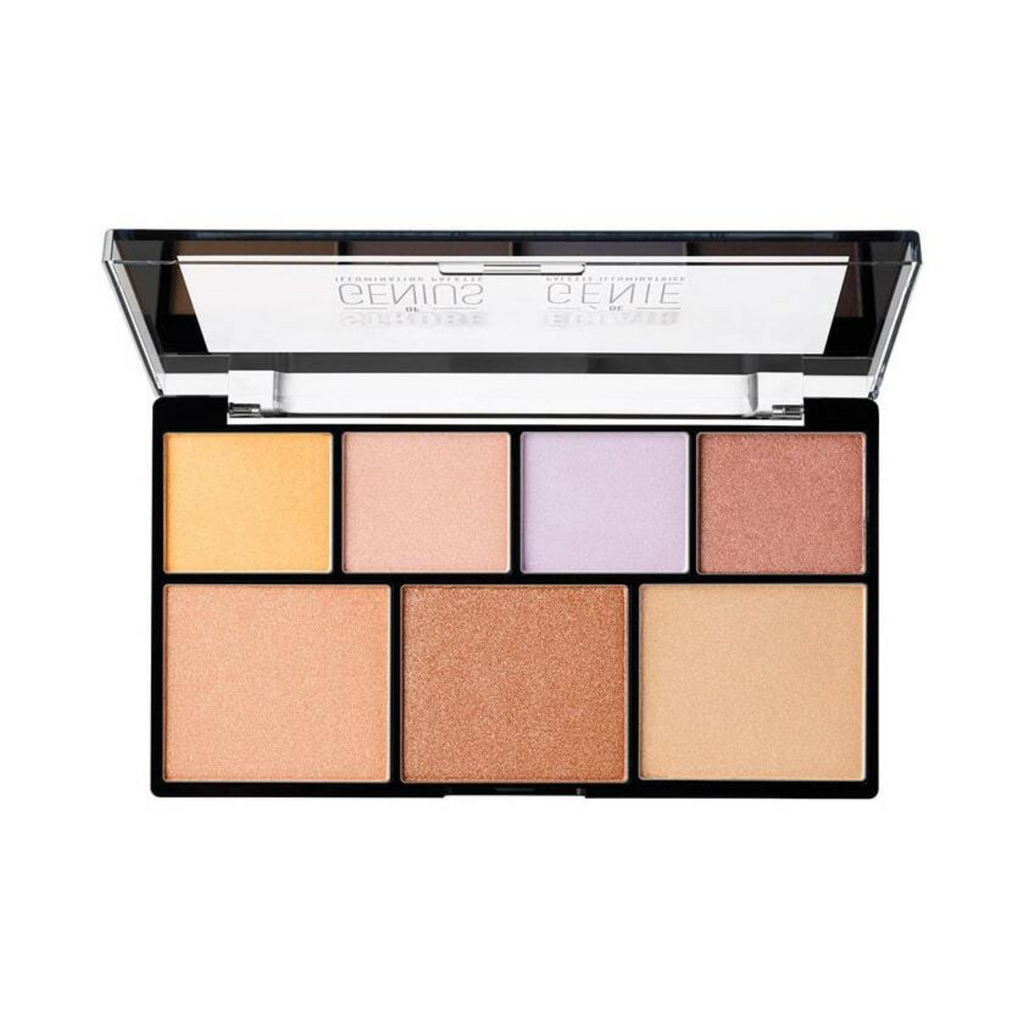 NYX Strobe Of Genius Illuminating Palette 01