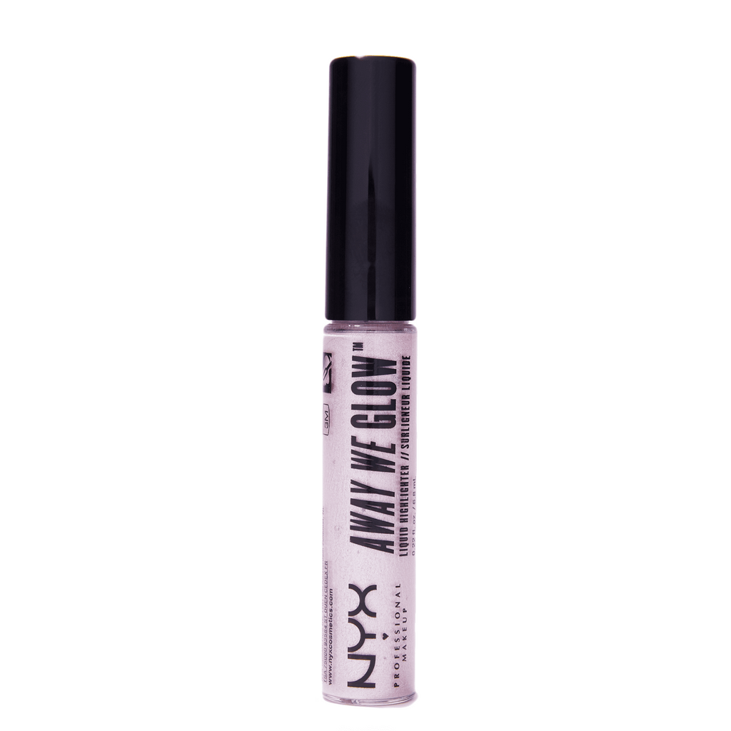 NYX Away We Glow Liquid Highlighter 02 State Of Flux
