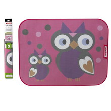 Owl Car Cling Shade