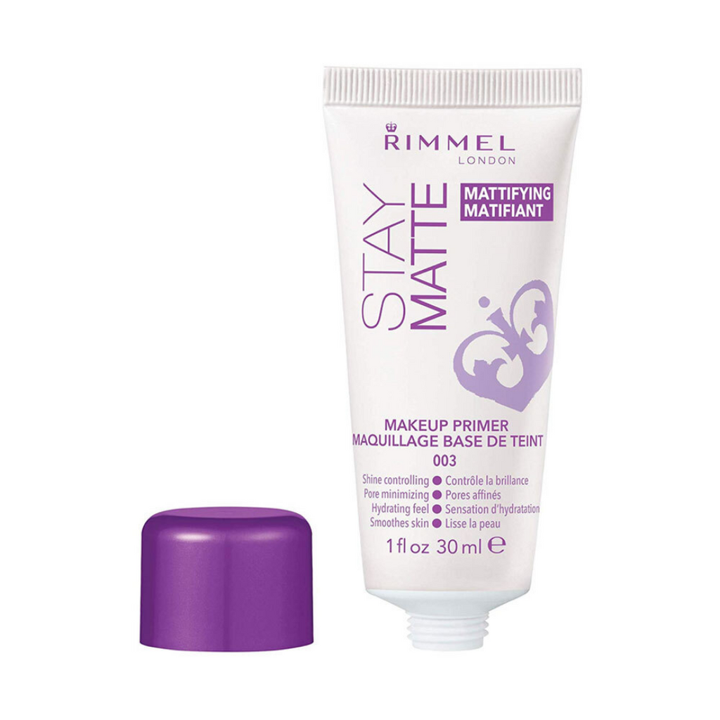 Rimmel London Stay Matte Makeup Primer 30ml