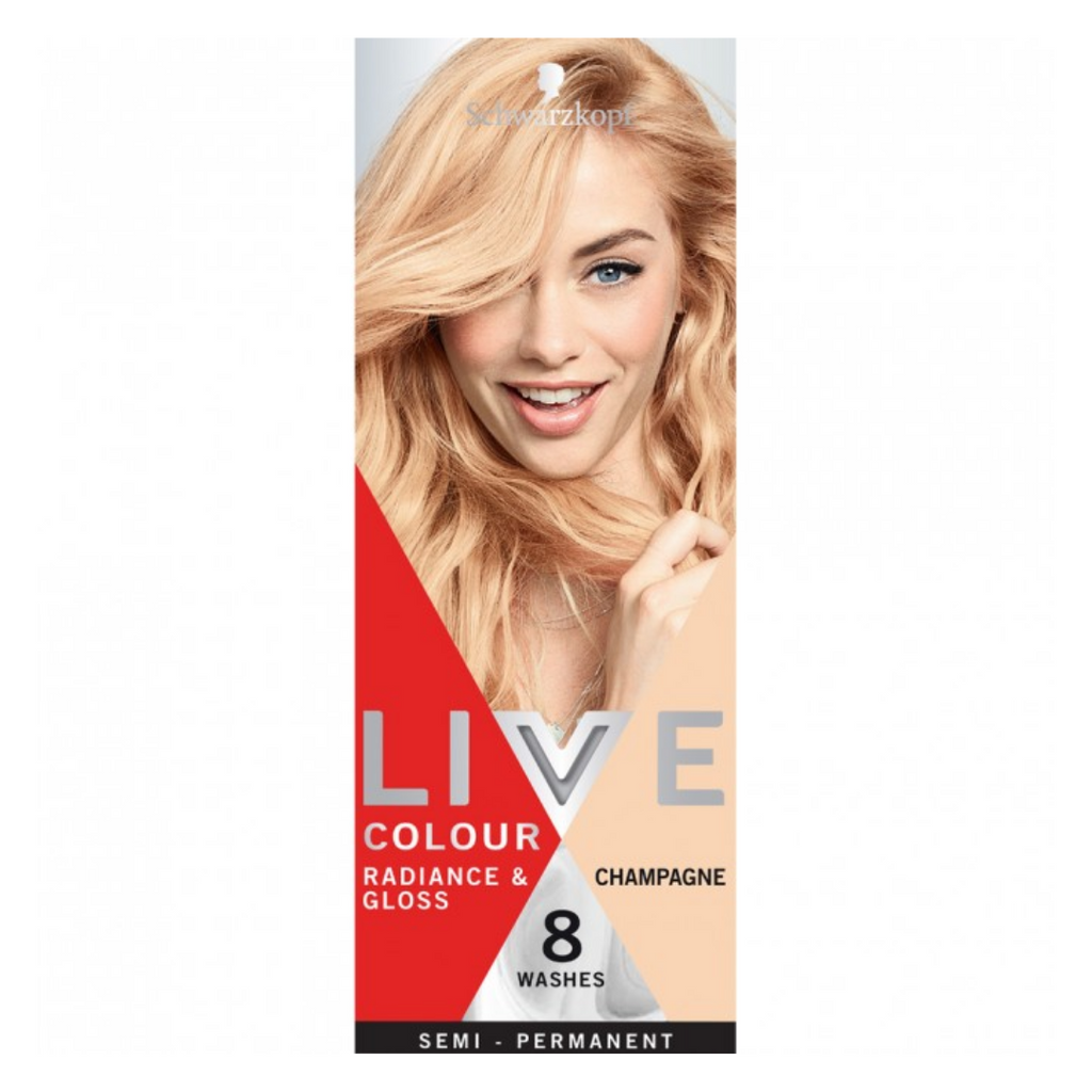 Schwarzkopf Live Colour Ultra Brights Champagne