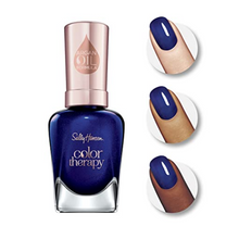Sally Hansen Color Therapy Nail Polish Soothing Sapphire 430  14.7ml