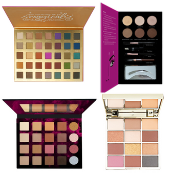 The Fabulous Designer Brands Eyeshadow Set