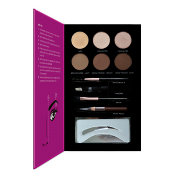 Designer Brands Take A Brow Eyebrow Palette