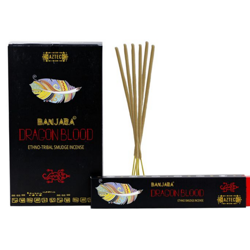 Banjara Incense Smudge Sticks Dragons Blood