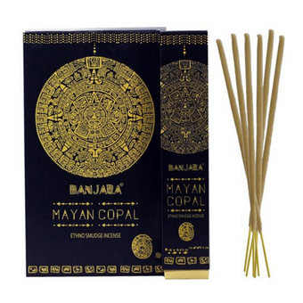 Banjara Incense Smudge Sticks Mayan Copal