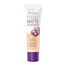 Rimmel London Stay Matte Liquid Mousse Foundation 103 True Ivory