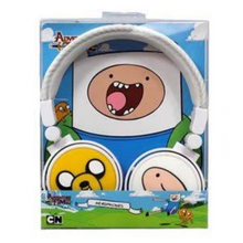 Adventure Time Headphones Jack/Finn