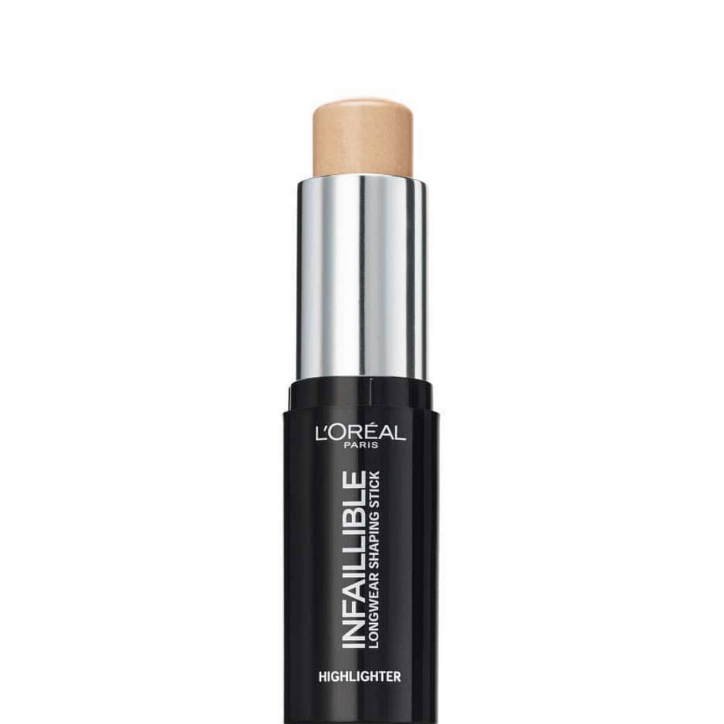 L'Oreal Infaillible Highlighter Stick 502 Gold Is Cold 9g