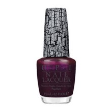 O.P.I Shatter Nail Polish Purple