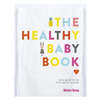 Healthy Baby Book 191pg