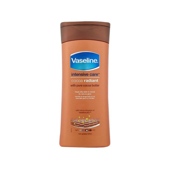 Vaseline Intensive Care Body Lotion Cocoa Radiant 400ml
