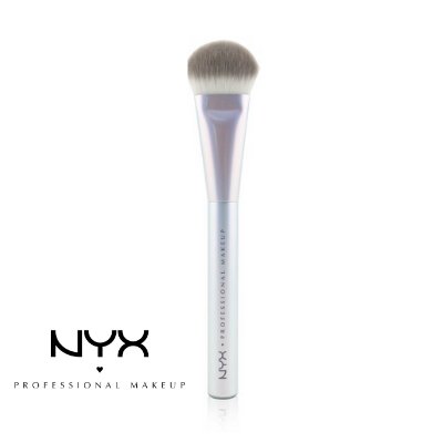 NYX Holographic Halo Sculpting Highlighting Brush