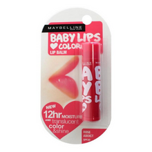 Maybelline Baby Lips Lip Balm Rose Addict SPF20