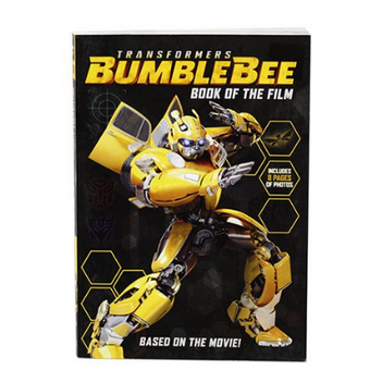 Transformers Bumblebee Book Of The Film