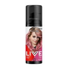 Schwarzkopf Live Colour Spray Candy Pink 1 Wash