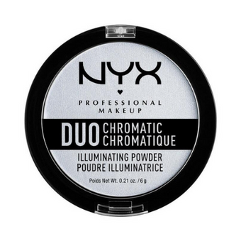 NYX Duo Chromatic Illuminating Powder 01 Twilight Tint