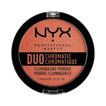 NYX Duo Chromatic Illuminating Powder 05 Synthetica