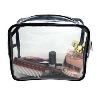 Georgia Transparent Cosmetics Bag