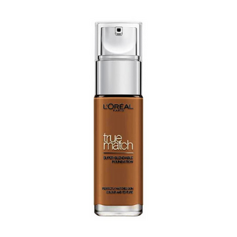 L'Oreal True Match Super Blendable Foundation 8.R/8.C Nut Brown