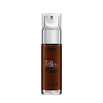 L'Oreal True Match Super Blendable Foundation 12.N Ebony