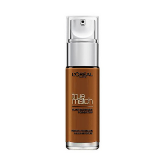 L'Oreal True Match Super Blendable Foundation 8.5.D/8.5.W Caramel Toffee