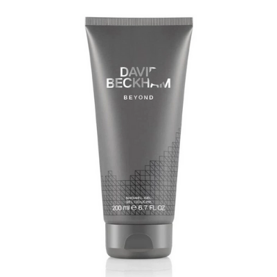 David Beckham Beyond Shower Gel 200ml x 3