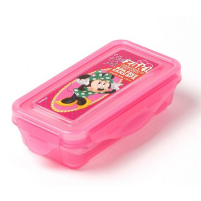 Minnie Mouse Snap Snack Container 180ml