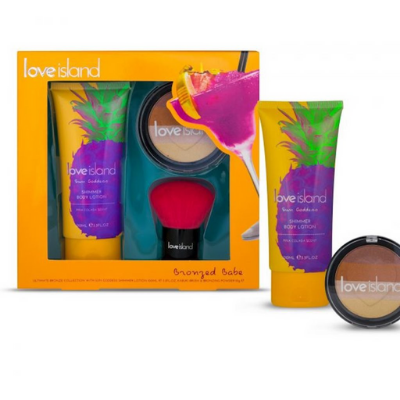 Love Island Bronzing Beauty Set