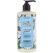 Love Beauty & Planet Coconut Water & Mimosa Flower Body Lotion 400ml