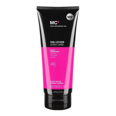 Model Co Tan Lotion Ultra Dark 200ml
