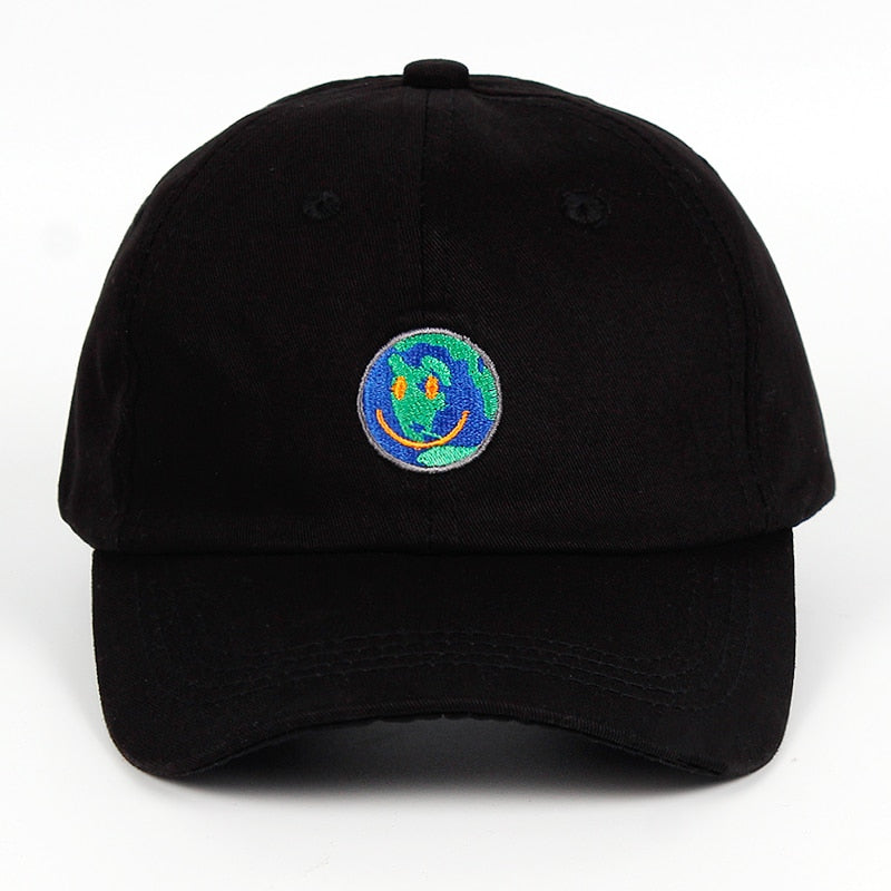 Travis Scott Astroworld Hat - Put On A Happy Face a72e7ace550