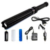 Torch Home Security Accessories LED Flashlight Baseball Style Self Defense