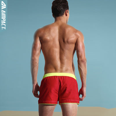 Men's Board Shorts Quick Dry Maillot Fitness Beach Bermuda Fashion
