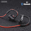 Sport Bluetooth Earphone Stereo Wireless Headphones With Microphone Bluetooth Headsets Earbuds For Phone