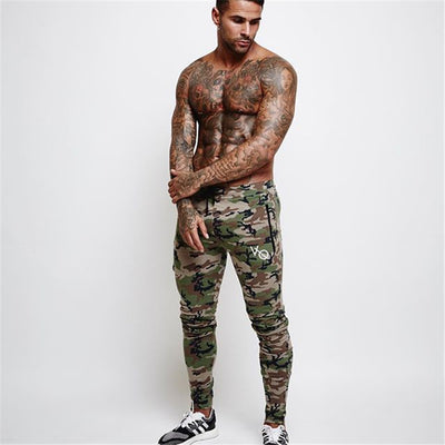 Camouflage Military Jogger Pants Men stretch Mens Spring Autumn Pencil Harem Pant Men Comfortable Trousers Camo Joggers