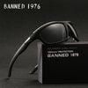 Sports Sunglasses Fashion Brand UV400 HD Polarized Anti-Reflective Goggles Eyewear