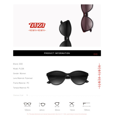 Women Sunglasses Cat Eye Design Classic Style Shades Female Eyewear