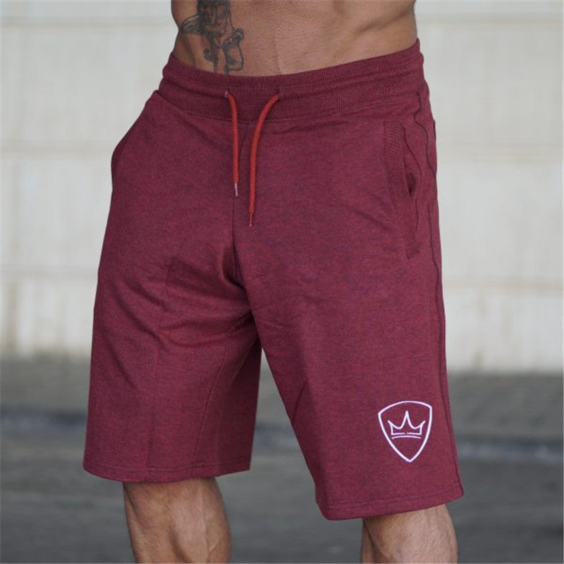 Short Korte Broek Heren.New Fashion Men Sporting Beaching Shorts Trousers Cotton