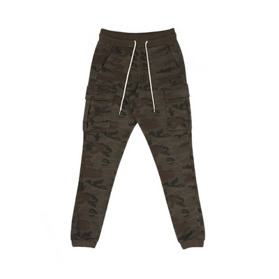 New sweatpants Men's solid workout bodybuilding clothing casual camouflage sweatpants joggers pants