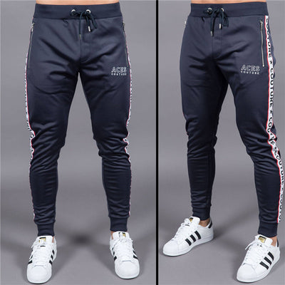Mens Joggers trousers Male Fitness Casual Fashion Brand Joggers Sweatpants Bottom Pants Men Fitness bodybuilding long Pants