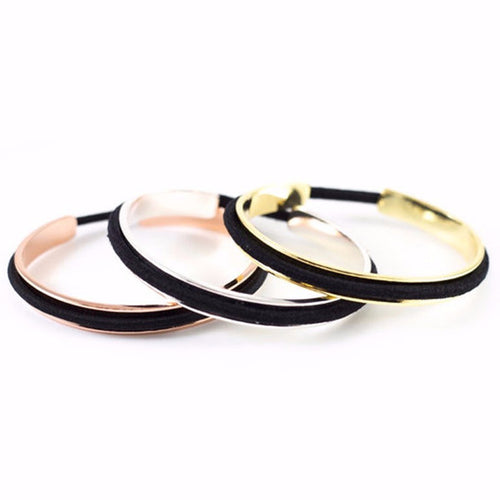 Hair Elastic Holder Bracelet