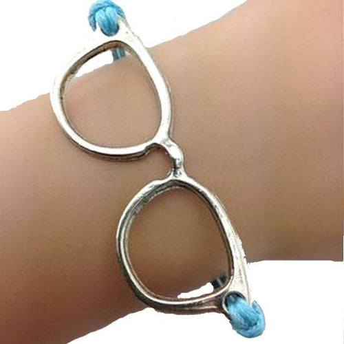 Simply Sunglasses Blue Bracelet